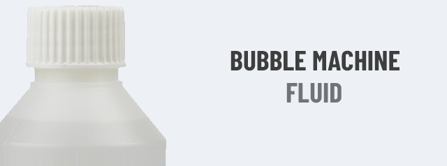 Bubble Machine Fluid