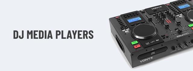 DJ Media Players