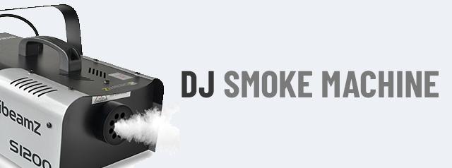 DJ Smoke Machine