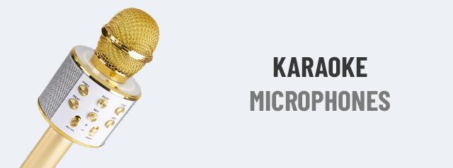 Karaoke Microphones