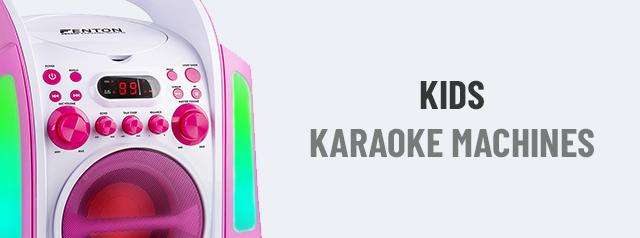 Kids Karaoke Machines
