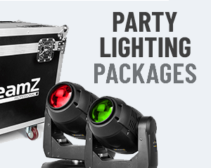 Party Lighting Packages