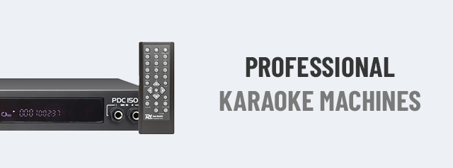 Professional Karaoke Machines
