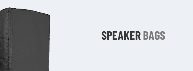 Speaker Bags